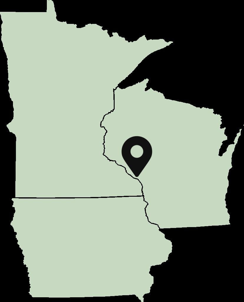 Centerville Homes Service Area